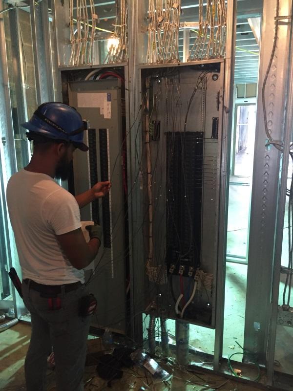 Low Voltage Panel